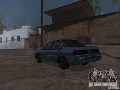 Mercury Tracer 1993 для GTA San Andreas вид слева