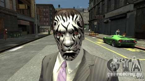 Tatoo 2 для GTA 4