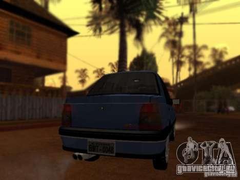 Chevrolet Monza GLS 1996 для GTA San Andreas вид справа