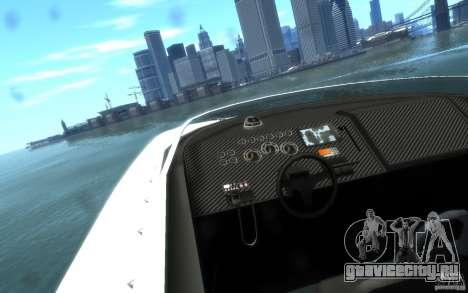 New Jetmax для GTA 4 вид сзади