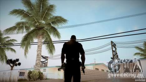 Behind Space Of Realities 2012 Palm Part v1.0.0 для GTA San Andreas третий скриншот