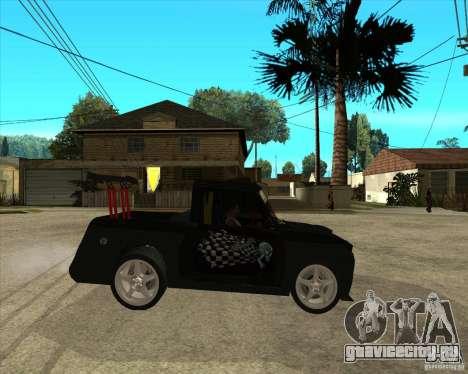 ВАЗ 2104 volk для GTA San Andreas вид справа
