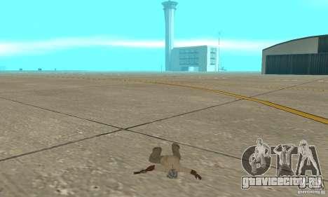 Actdead для GTA San Andreas четвёртый скриншот