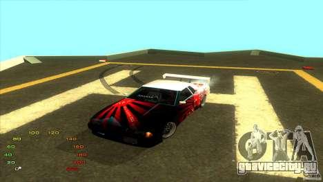 Pack vinyl для Elegy для GTA San Andreas пятый скриншот