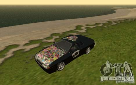 Elegy JDM для GTA San Andreas