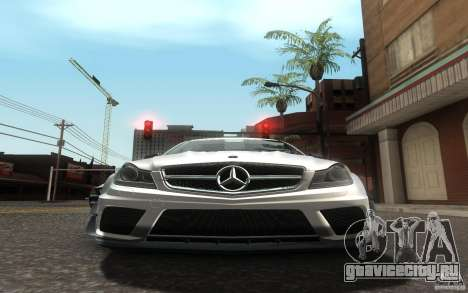 ENB Series by muSHa v1.0 для GTA San Andreas второй скриншот