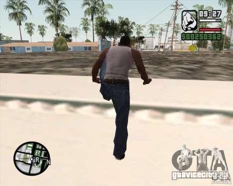 GTA 4 Anims for SAMP v2.0 для GTA San Andreas девятый скриншот