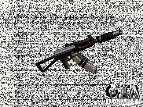 Weapon pack v2 для GTA San Andreas четвёртый скриншот
