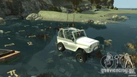4x4 Trail The Reef для GTA 4 второй скриншот