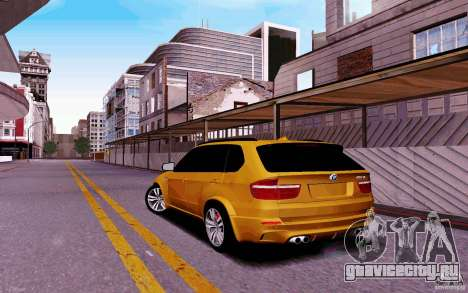 New Graphic by musha v4.0 для GTA San Andreas четвёртый скриншот