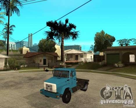 Зил-433362 Extra Pack 2 для GTA San Andreas вид сзади слева