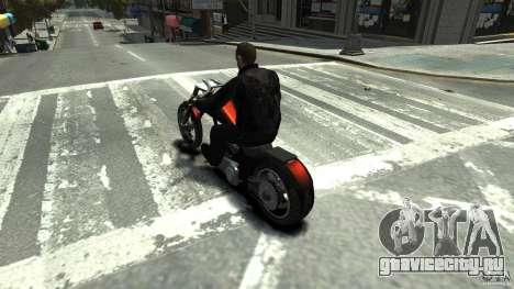 Metal Clothes FULL Pack v1 для GTA 4 четвёртый скриншот