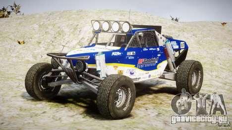Jimco Buggy для GTA 4 вид сзади