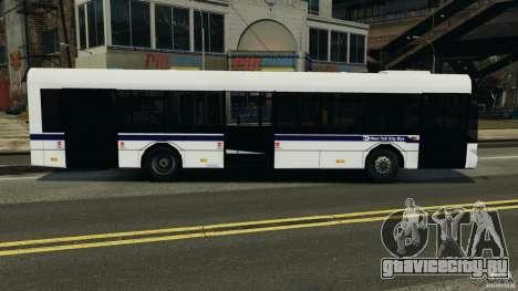 Solaris Urbino 12 MTA для GTA 4 вид слева