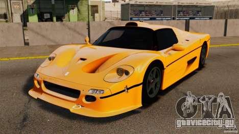 Ferrari F50 GT 1996 для GTA 4