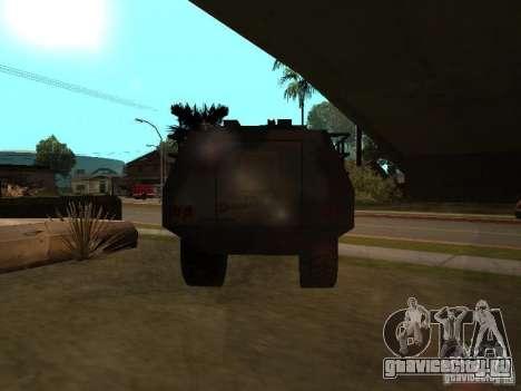 S.W.A.T из Counter Strike Source для GTA San Andreas вид справа