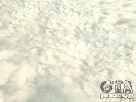 HD облака для GTA San Andreas третий скриншот