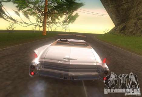 Cadillac Series 62 1960 для GTA San Andreas вид справа