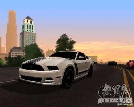 Real World ENBSeries v4.0 для GTA San Andreas