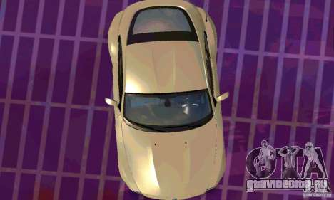 BMW Z4 E85 M для GTA San Andreas вид сбоку
