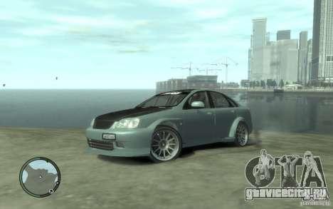 Chevrolet Lacetti Street Tune для GTA 4