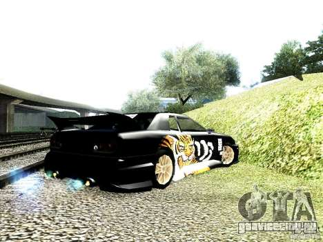Винил Биг-Лу из Most Wanted для GTA San Andreas вид слева