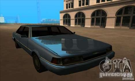 ENBSeries 0.075 для GTA San Andreas шестой скриншот