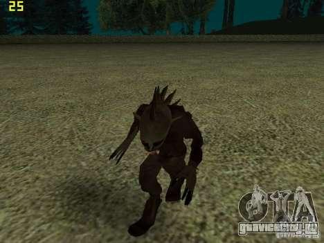 Chupacabra для GTA San Andreas шестой скриншот