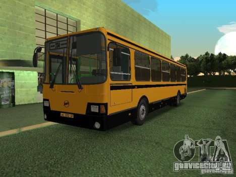 ЛиАЗ 5256.26-01 для GTA San Andreas