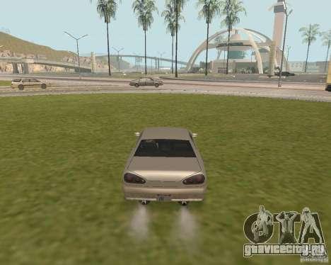 Экстренный выход из автомобиля для GTA San Andreas третий скриншот