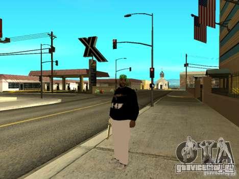 Новый толстый Грув для GTA San Andreas третий скриншот