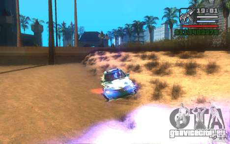 ENBSeries by Gasilovo v2 для GTA San Andreas пятый скриншот
