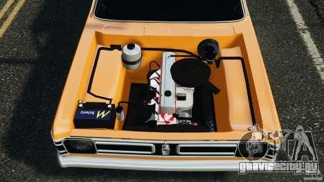 Chevrolet Opala Gran Luxo для GTA 4 вид сверху