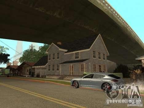 Дом из Мафии для GTA San Andreas второй скриншот