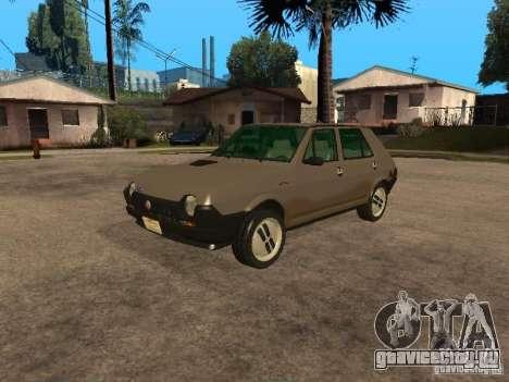 Fiat Ritmo для GTA San Andreas