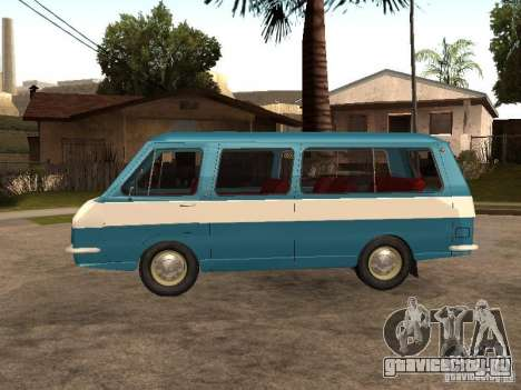 РАФ 2912 для GTA San Andreas вид слева