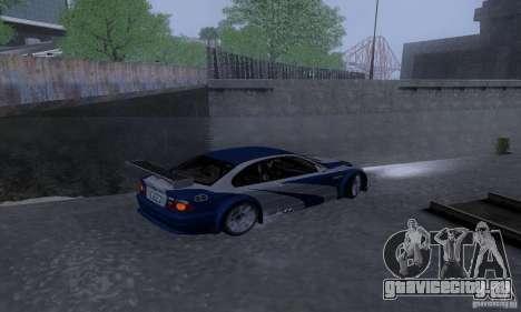 ENB Reflection Bump 2 Low Settings для GTA San Andreas седьмой скриншот
