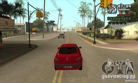 Проехал на красный - получи звезду для GTA San Andreas второй скриншот