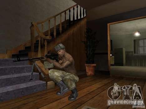Головные уборы Call of Duty 4: Modern Warfare для GTA San Andreas