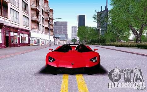 New Graphic by musha v4.0 для GTA San Andreas седьмой скриншот