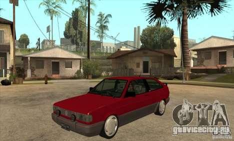 Volkswagen Gol GTS 1994 для GTA San Andreas