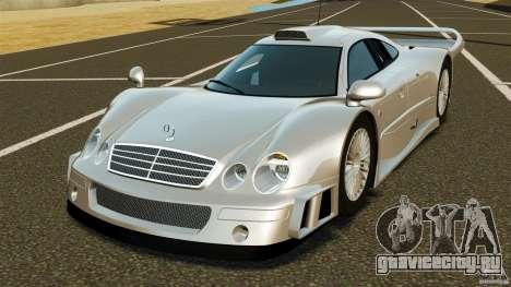 Mercedes-Benz CLK GTR AMG для GTA 4