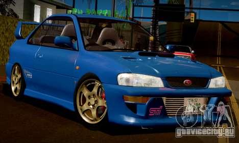 Subaru Impreza WRX GC8 InitialD для GTA San Andreas