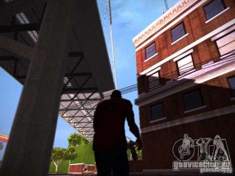 ENBSeries V4 для GTA San Andreas десятый скриншот