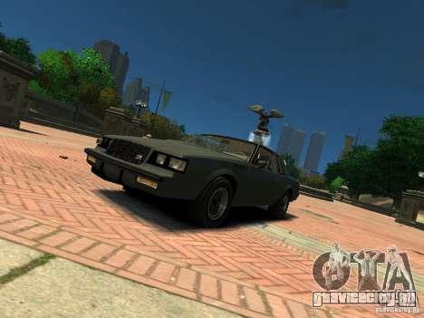 Buick Regal GNX для GTA 4