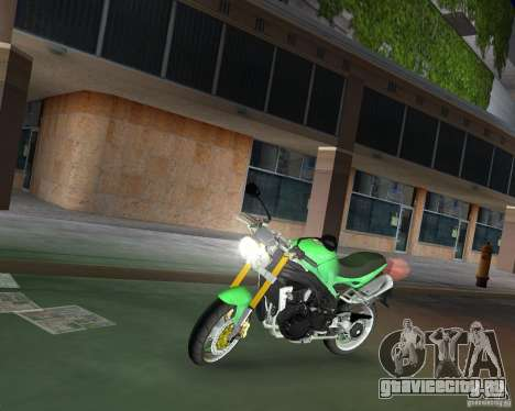 Triumph Speed Triple для GTA Vice City