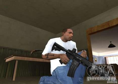 HK 416 для GTA San Andreas второй скриншот