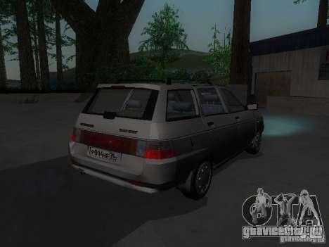 ВАЗ 21114 для GTA San Andreas вид справа