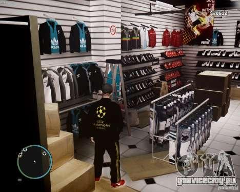 Foot Locker Shop v0.1 для GTA 4 девятый скриншот