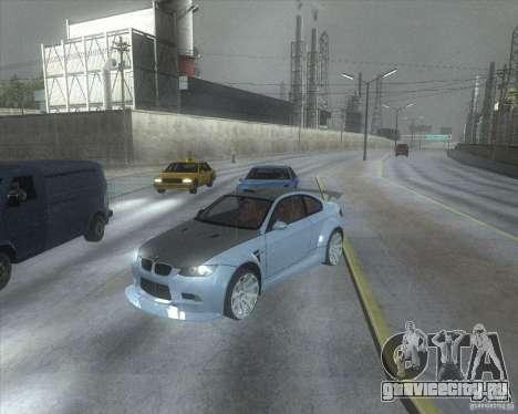 Мод от Юрки для GTA San Andreas десятый скриншот